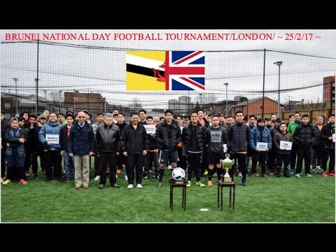 Brunei National Day Football Tournament~25:2:2017~