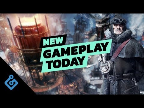 New Gameplay Today – Frostpunk
