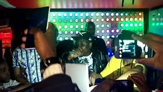 FRANKIE DEE PERFORMANCE @CLUB_ZODIAK NAIROBI {Microphone Champions Level 2}