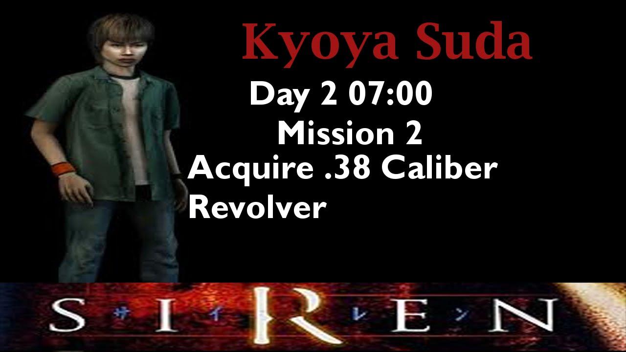 Forbidden Siren Kyoya Suda Day 2 7 00 Mission 2 By Judasgamecorner