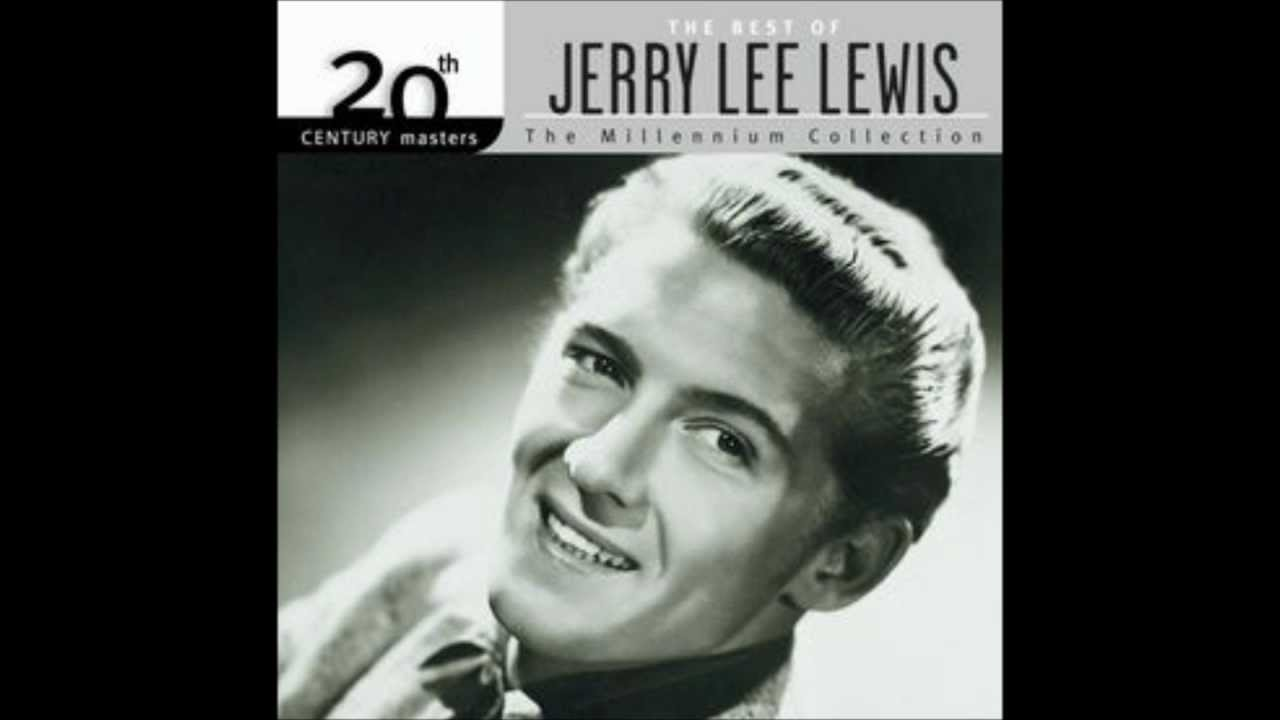 Jerry Lee Le... Jerry Lee Lewis- Great Balls Of Fire
