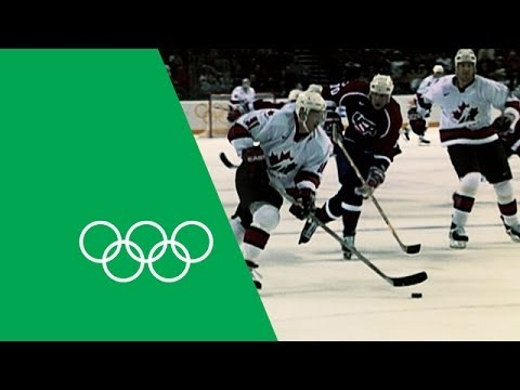 Canada v USA - Highest Scoring Game In Men's Ice Hockey  | Olympic Rewind