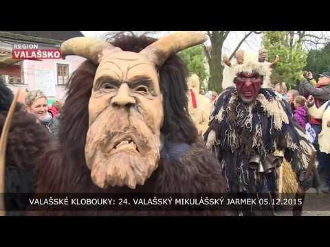 079b109caf9 Valašské Klobouky  24. Valašský mikulášský jarmek 5. 12. 2015