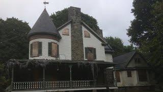 massive abandoned mansion full explore w everything left behind