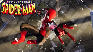 Spider-Man PS4 Spectacular Theme