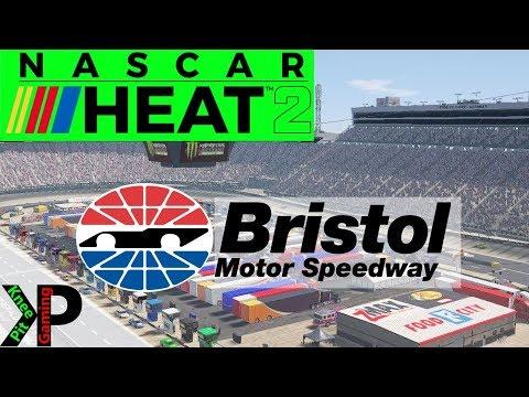 NASCAR Heat 2 Setup - Bristol Setup - Cup, Xfinity, and Trucks
