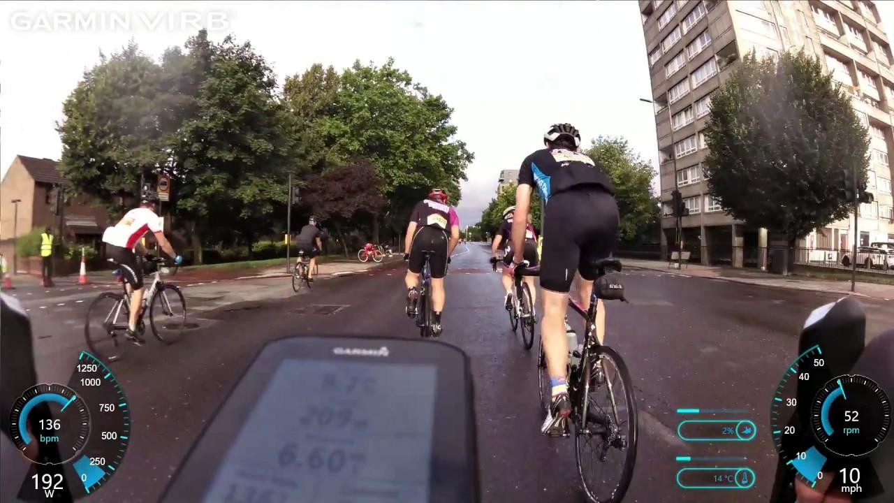 Prudential Ride London 100 2017 full ride