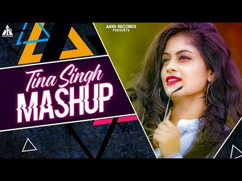 Tina Singh Mashup Song   Galaxy Star Film Studio   Rajasthani Love Songs 2019-2020