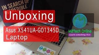 Asus Core i3 6th Gen - (4 GB/1 TB HDD/DOS) X541UA-GO1345D-GO1345D Laptop