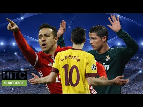 TOUGHEST Champions League Round Of 16 Draws Since 2010