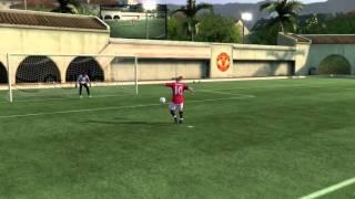 Fifa 12 - gelupfter Elfmeter