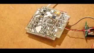 Электронное устройство для квеста Datchik Tokа - вкл/выкл электроприбора(, 2015-09-13T21:02:57.000Z)