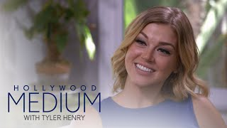 Adrianne Palicki Connects With Late Grandfather  Hollywood Medium With Tyler Henry  E!