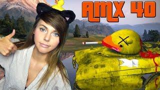 AMX 40: АДСКИЙ УТИНЫЙ НАГИБ [TANK GIRL]