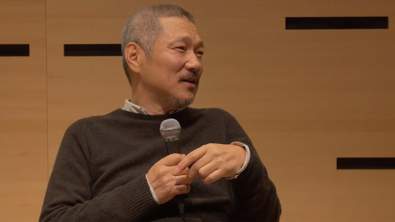 Hong Sang-soo on His Brisk Methods of Production | NYFF55