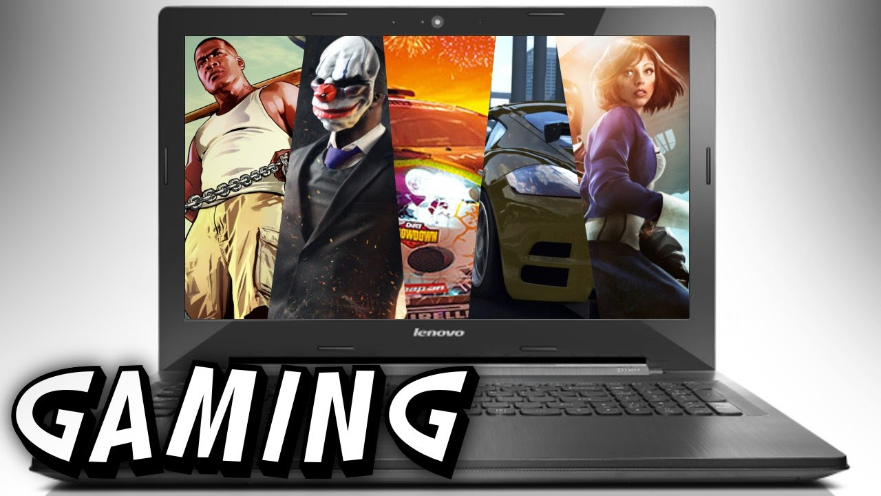 Lenovo G50-45 - Gaming