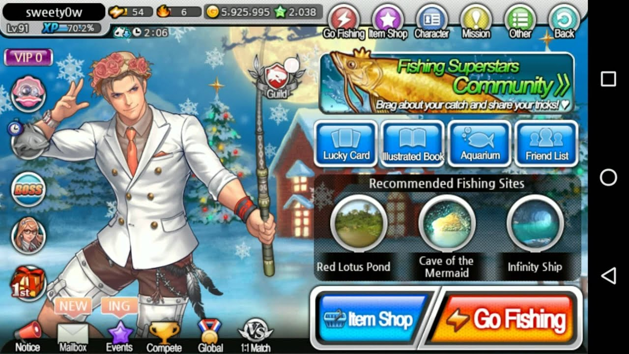 Opening fish god 39 s gift box pure luck fishing for How to season fish