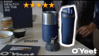 OYEET GoPower Portable Smoothie Blender REVIEW | 500 to 1000 Watts