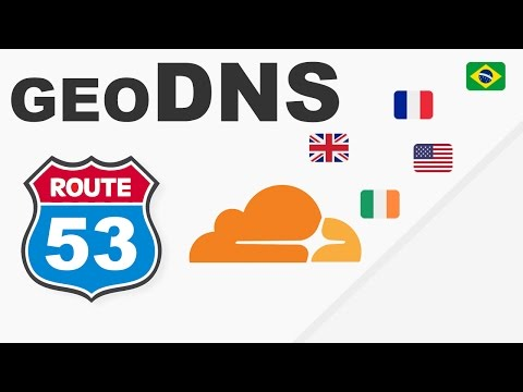 Setup geoDNS in 6 Minutes
