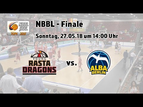NBBL Finale 2018: YOUNG RASTA DRAGONS - ALBA BERLIN