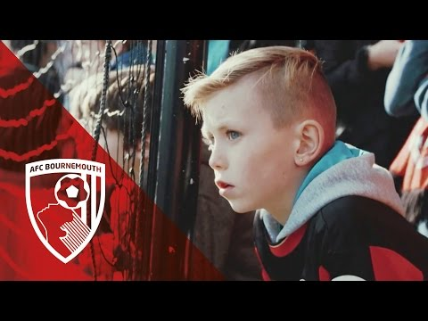 Relive AFC Bournemouth's historic first season in the Barclays Premier League