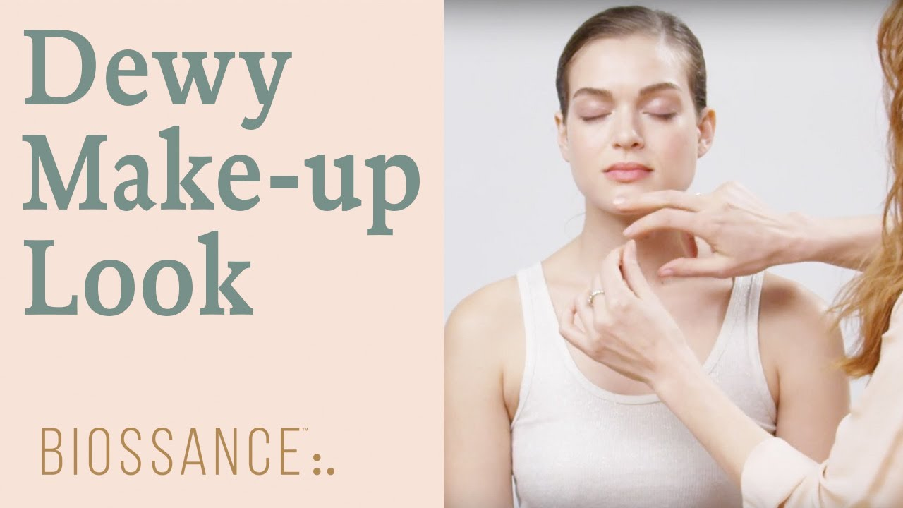 Katey Denno for Biossance: How to Get a Dewy Look - YouTube