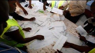 Elections au Kenya : dépouillement en cours, crainte d'éventuelles violences
