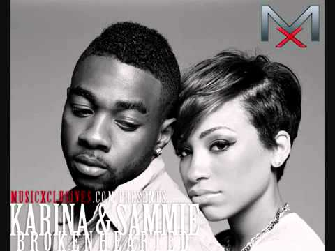Karina & Sammie - BrokenHearted (Prod. by Matrax) @ MusicXclusives.com