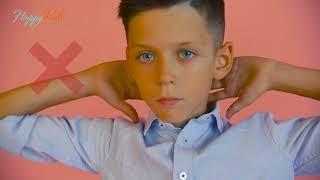 Основные ошибки в фотопозировании (Детская Школа Моделей) Happy Kids