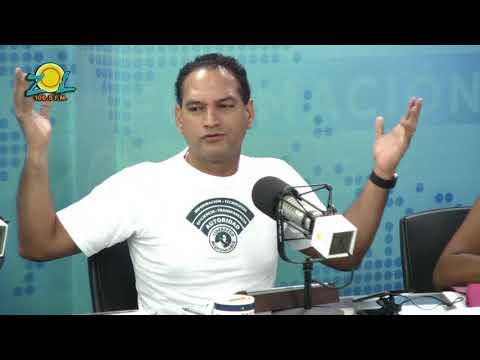 """Jose Laluz """"Después que Estados Unidos organiza economía dominicana, no se la va a entregar a China"""""""