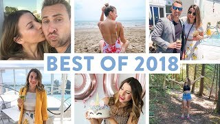 BEST MOMENTS OF 2018! Couples Vlog Channel