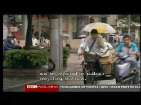 Hot Cities 24 - Shanghai 4 - Counting the Cost - BBC Environmental Documentary