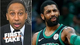 Download Stephen A. explains how the Lakers can still sign Kyrie Irving | First Take Mp3 and Videos