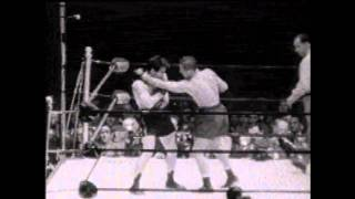The Greatest Boxing Fights Of All Time - Rocky Graziano Vs Tony Zale In 1948