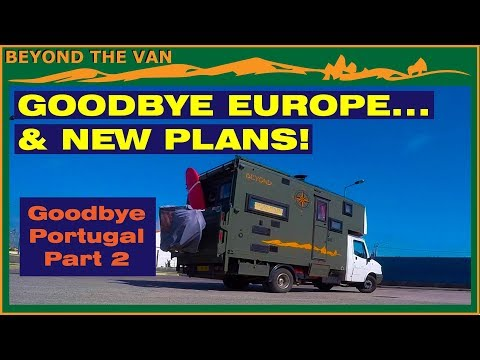 Goodbye Europe & Exciting New Plans!