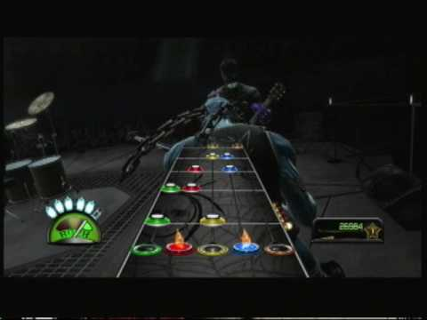 Guitar Hero: Metallica Zombie Cheat Code For Whom The Bell Tolls Expert Guitar