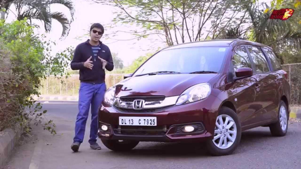Honda Mobilio India Review   MotorOctane.com   Latest Car Reviews