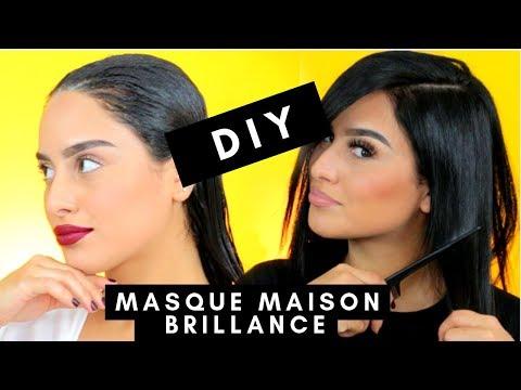 masque-maison-cheveux-ternes-→-brillants-&-doux