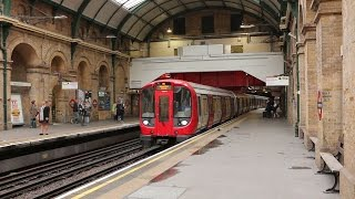 London Underground: Circle and District Lines