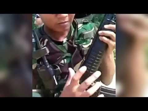 TNI Tugas Gokil !! (Patent Band - Zubaidah)