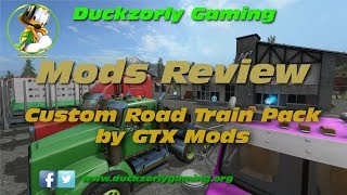 "[""Farming Simulator"", ""Farming Simulator 17"", ""FS17"", ""Duckzorly"", ""Duckzorlygaming"", ""3dudesgn"", ""pc-sg.uk"", ""Mod Review"", ""Custom Road Train Mod Pack"", ""Custom Road Train"", ""GTX Modding"", ""simulator"", ""gtx road train"", ""farming simulator"", ""review"", ""du"