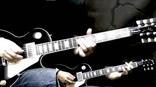 Alice In Chains - Bleed The Freak - Alternative Rock Guitar Cover (w/Solos)