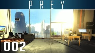 PREY [002] [Truman Show reloaded] [2017] Let's Play Gameplay Deutsch German thumbnail