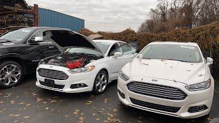 2013 Ford Fusion Hybrid - 4250. Авто из США. В Польшу...