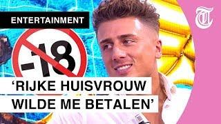 EOTB-Harrie doet pikante onthulling (18+)