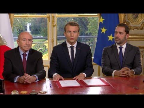 Emmanuel Macron Admite Que Estamos A Perder Batalha Youtube