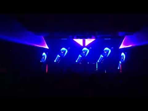 Sash! - Billboard the venue - Melbourne