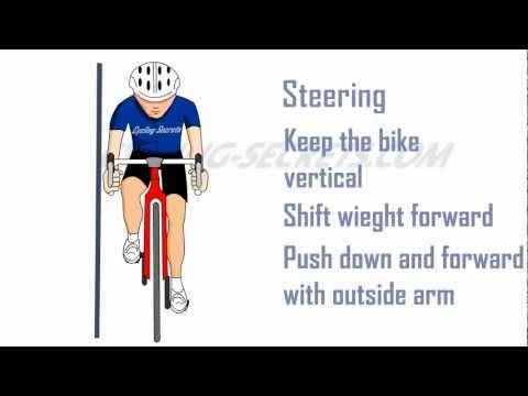 CyclingTraining - Cornering with Cycling Training