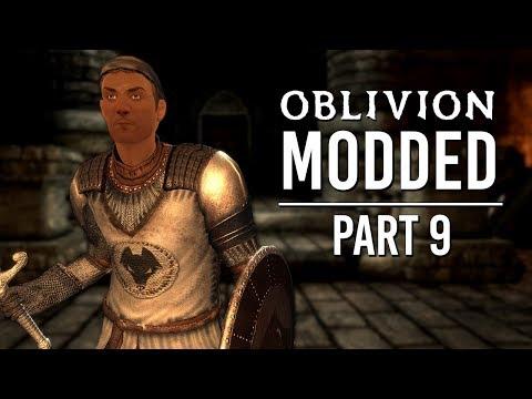 Oblivion Modded - Part 9 | The Siege Of Kvatch