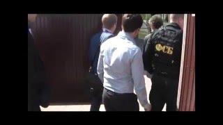 Задержание первого зама губернатора Ивановской области Дмитрия Куликова
